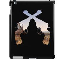 Old west  iPad Case/Skin