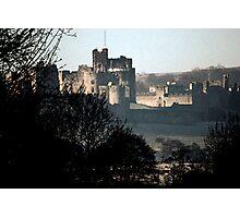 Alnwick castle  Photographic Print