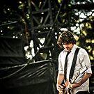Guitarist by Jonathan Yeo