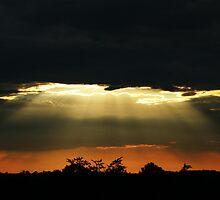 Window to Heaven by Daniel Rens