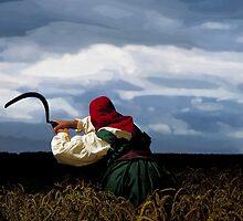 Depeche Mode : A Brocken Frame in Paint  -1- by Luc Lambert