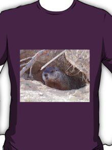 Mama Groundhog T-Shirt