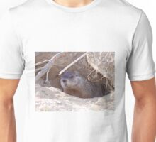 Mama Groundhog Unisex T-Shirt