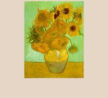 'Twelve Sunflowers' by Vincent Van Gogh (Reproduction) T-Shirt