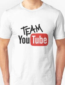 Team YouTube T-Shirt