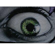 Big Eye Photographic Print