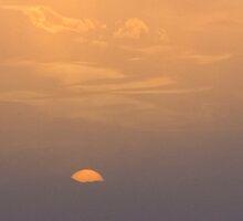 Urban Sunset by loriclint