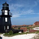 Dry Tortugas Lighthouse by Cayobo