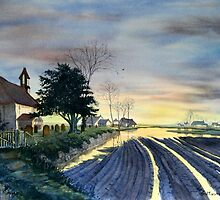 """At Eventide"" by Glenn  Marshall"