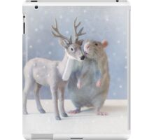 Winter time iPad Case/Skin