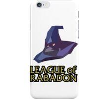 League of Rabadon iPhone Case/Skin