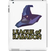 League of Rabadon iPad Case/Skin
