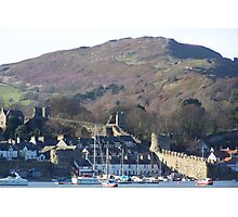 CONWY QUAY.  Photographic Print