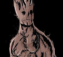 Groot by Zapii