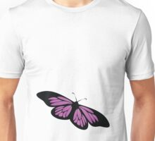 Colored butterfy 5 Unisex T-Shirt