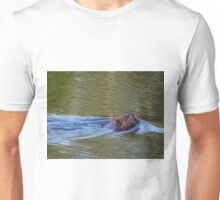 Canadian Beaver & Ripples Unisex T-Shirt