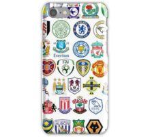 Football teams iPhone Case/Skin