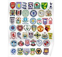 Football teams Poster