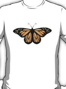 Colored butterfy 6 T-Shirt
