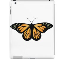 Colored butterfy 6 iPad Case/Skin
