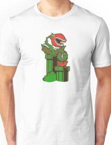Pirhana Plant MARIO  Unisex T-Shirt