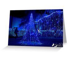 Night of 1,000 Candles Greeting Card