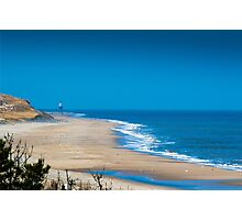 Sandy Beach Photographic Print