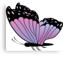 Colorful Butterfly 2 Canvas Print