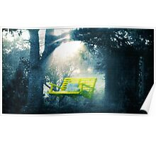 The Yellow Swing Poster