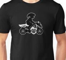 Mario Kart 8 - Master Cycle Silhouette  Unisex T-Shirt