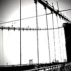 Bridge to Brooklyn by Coby .