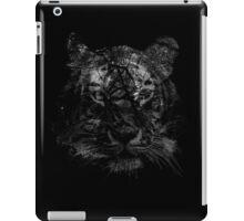 Tiger in black and white iPad Case/Skin
