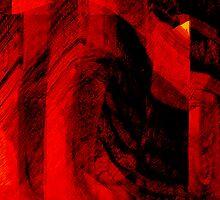 RED COLOM by Paul Quixote Alleyne