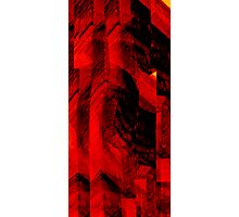 RED COLOM Photographic Print