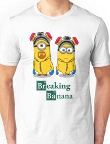 Breaking Banana Unisex T-Shirt