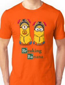 Breaking Banana Unisex T-Shirt
