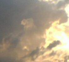 Sun Cloud by Ashley Fuller