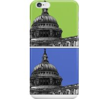 St Paul's Cathedral London iPhone Case/Skin