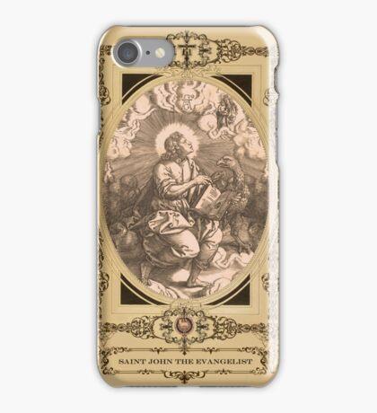 Saint John The Evangelist iPhone Case/Skin