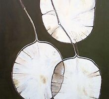 Tissue Paper Flower by jomash