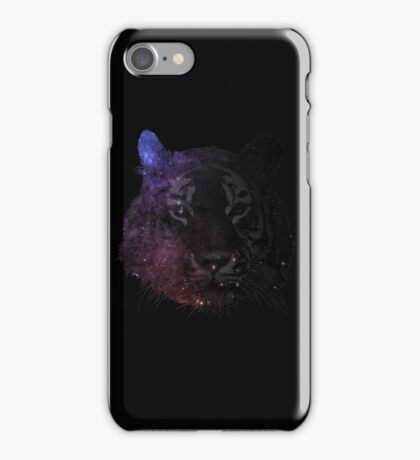 Space Tiger Cool Pretty Hipster Universe iPhone Case/Skin