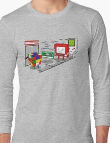 Employment office Long Sleeve T-Shirt