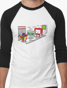 Employment office Men's Baseball ¾ T-Shirt