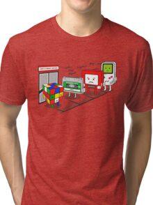 Employment office Tri-blend T-Shirt
