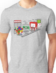 Employment office Unisex T-Shirt
