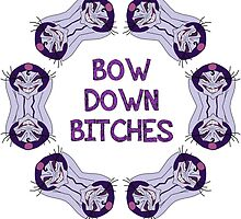 Bow Down by Anna Iwanuch