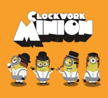 Clock Work Minion by NinoMelon