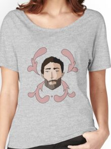 [The Face Of An] Alpha Women's Relaxed Fit T-Shirt