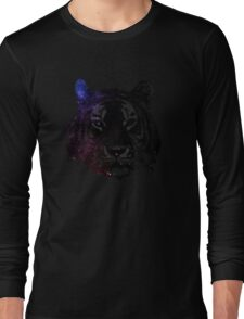 Space tiger2 Long Sleeve T-Shirt