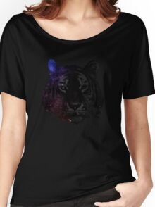 Space tiger2 Women's Relaxed Fit T-Shirt